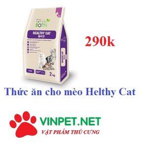 THỨC ĂN CHO MÈO HELTHY CAT
