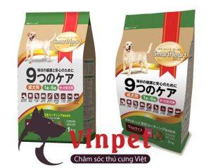 THUC AN CHO CHO LON SMARTHEART GOLD 1KG 600x476 300x238 - Điểm danh những loại thức ăn cho chó poodle?